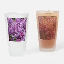 Unique Flower Drinking Glass
