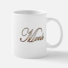 Gold Monk Mugs