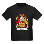 Geare Family Crest Kids Dark T-Shirt