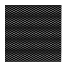 CARBON Tile Coaster