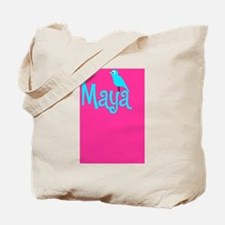 Maya Bird Tote Bag