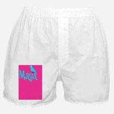 Maya Bird Boxer Shorts