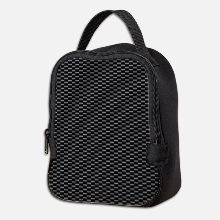 CARBON Neoprene Lunch Bag