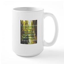Mug- LONLEINESS IS