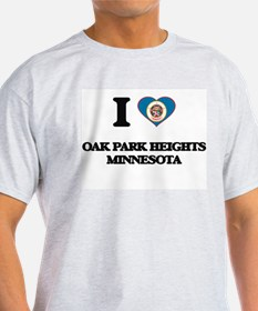 I love Oak Park Heights Minnesota T-Shirt