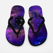 Rossette Nebula Flip Flops