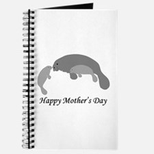 Mother's Day Manatees Journal