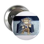 """MONKEY BUSINESS 2.25"""" Button (10 pack)"""