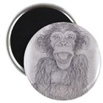 """MONKEY BUSINESS 2.25"""" Magnet (100 pack)"""