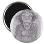 """MONKEY BUSINESS 2.25"""" Magnet (10 pack)"""