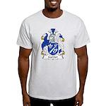 Garner Family Crest Light T-Shirt