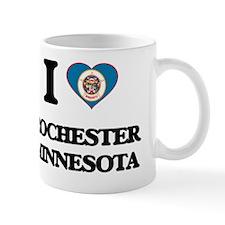 I love Rochester Minnesota Mug