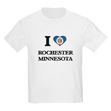 I love Rochester Minnesota T-Shirt