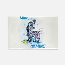 millicent-1 Rectangle Magnet (100 pack)