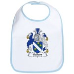Gallard Family Crest Bib