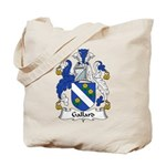Gallard Family Crest Tote Bag
