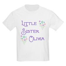 Little Sister Olivia T-Shirt