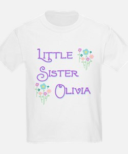 Little Sister Olivia T-Shirt