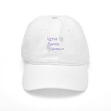 Little Sister Isabella Baseball Cap
