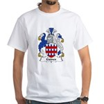 Gaines Family Crest White T-Shirt