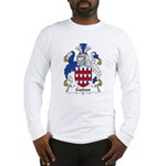 Gaines Family Crest  Long Sleeve T-Shirt