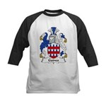 Gaines Family Crest  Kids Baseball Jersey