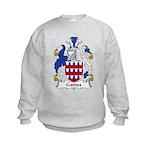 Gaines Family Crest Kids Sweatshirt