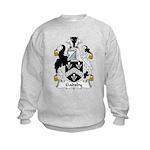 Gadsby Family Crest Kids Sweatshirt