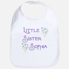 Little Sister Sophia Bib