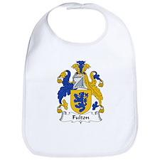 Fulton Family Crest Bib