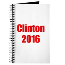 Clinton 2016-Imp red 400 Journal