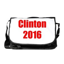 Clinton 2016-Imp red 400 Messenger Bag