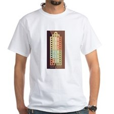 Shirt with FP graphic logo