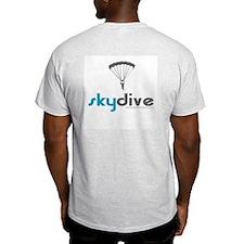 Blue Skydive T-Shirt