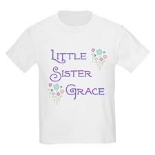 Little Sister Grace T-Shirt