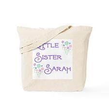 Little Sister Sarah Tote Bag