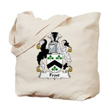 Frost Family Crest Tote Bag