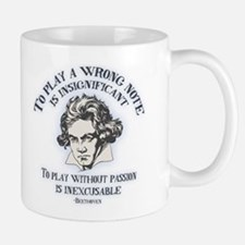 Insignificant v. Inexcusable Mug