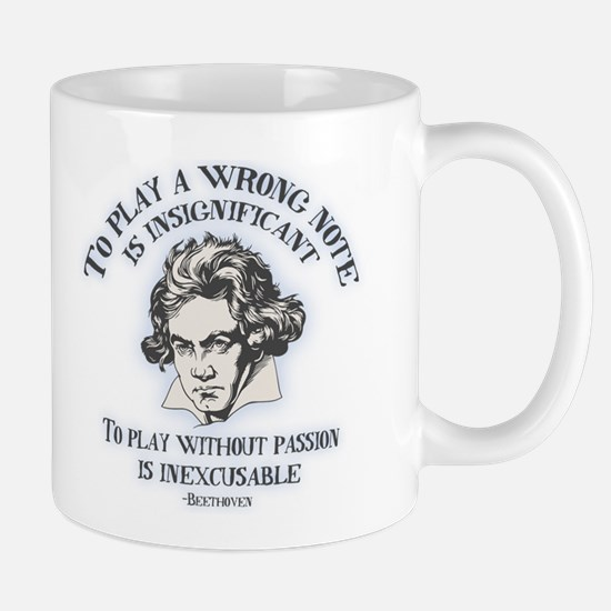 Insignificant v. Inexcusable Mug