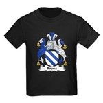 Frene Family Crest Kids Dark T-Shirt