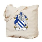 Frene Family Crest Tote Bag