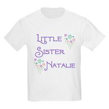 Little Sister Natalie T-Shirt
