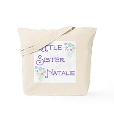 Little Sister Natalie Tote Bag