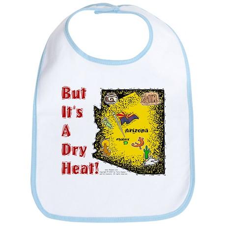 AZ-Dry Heat! Bib