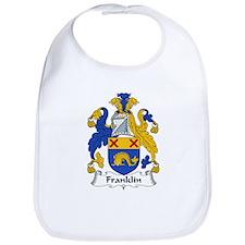 Franklin Family Crest Bib
