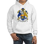 Frankland Family Crest Hooded Sweatshirt