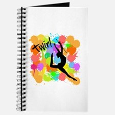SPLATTER TWIRL Journal
