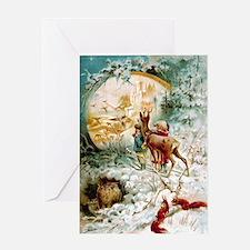 Fairy Land Greeting Card