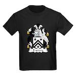 Francey Family Crest  Kids Dark T-Shirt