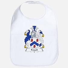 Foxall Family Crest Bib
